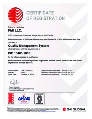 Certificates : Flexan